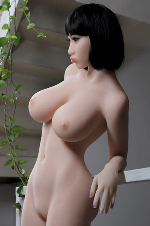 168cm Life Size Silicone Love Doll Pouting Girl - Pamela WM Dolls