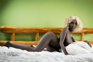 163cm Black Girl Sex Doll African Love Doll – Zenobia WM Dolls