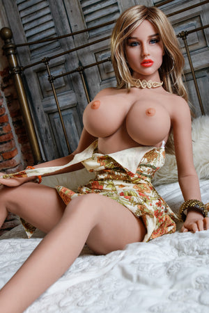 170cm E Cup Big Boobs Silicone Adult Sex Dolls - Verna AS Doll