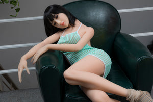 156cm B Cup Japanese Real Dolls - Chisa WM Dolls