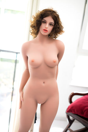162cm Realistic Chubby Sex Doll Fat Ass - Erica WM Dolls