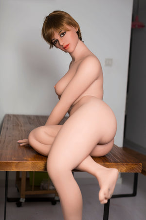 162cm B Cup Realistic Sex Doll - Amelia WM Dolls