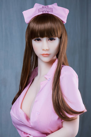 168cm Realistic Japanese Nurse Sex Doll - Sylvia WM Dolls