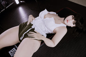 156cm B Cup Big Hips Realistic Sex Doll - Dorothy WM Dolls