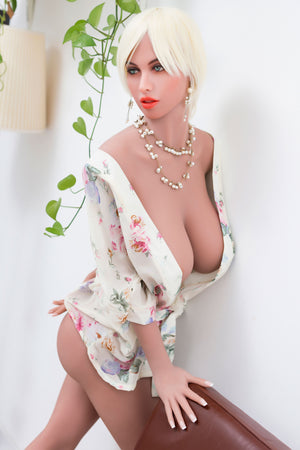 172cm Sagging Breasts Adult Sex Dolls - Maureen WM Dolls