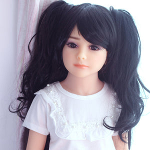 100cm Flat-Chested Sex Doll - Bess JY Doll