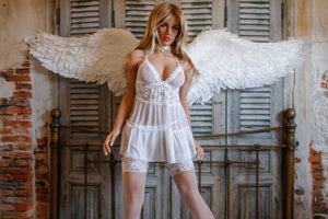 166cm Fitness Body Life Like Love Doll - Angel AS Doll