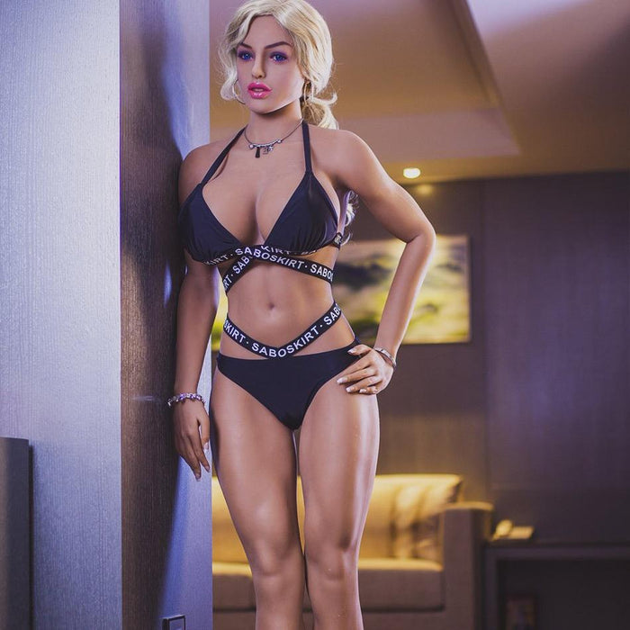 166cm Muscular Sex Doll Fitness Girl – Tiffany