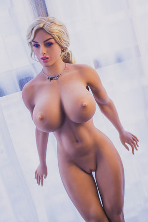 166cm Muscular Sex Doll Fitness Girl – Tiffany JY Doll