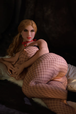 161cm Fat Ass Real Doll BBW Sex doll - Francie 6Ye Doll