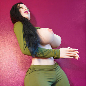 152cm Big Hips H Cup Life Size Adult TPE Sex Doll - Claire WM Dolls