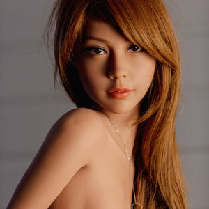155cm Small Breasts Realistic Sex Doll Slim Waist - Denise WM Dolls