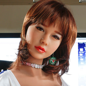 160cm Busty Lifelike Adult Sex Doll - Kathleen 6Ye Doll