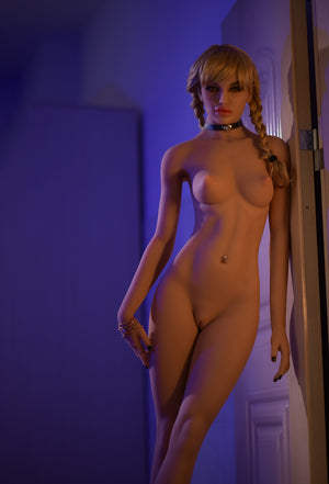 170cm Small Chest Slim Sex Doll - Kaylee 6Ye Doll