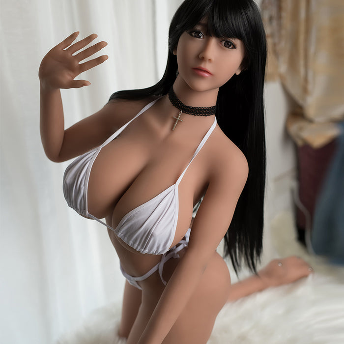 155cm Small Waist Big Boobs Love Doll - Akane