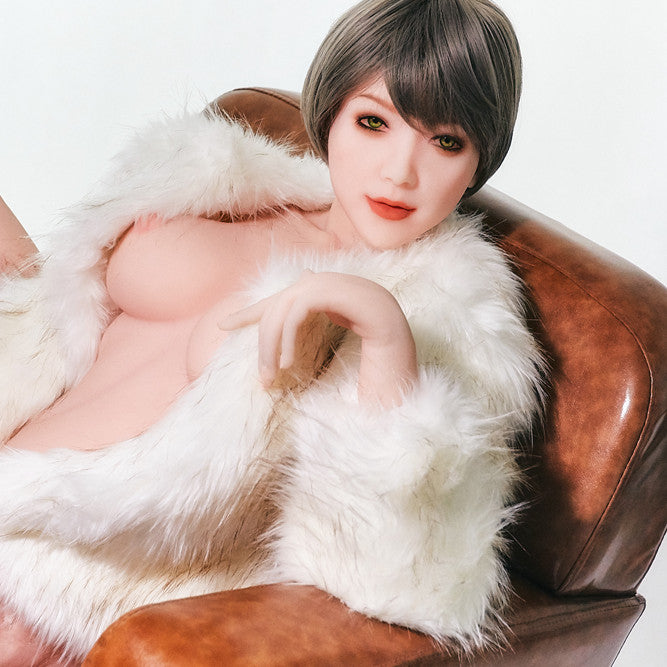 165cm Japanese Realistic Sex Doll - Ashley