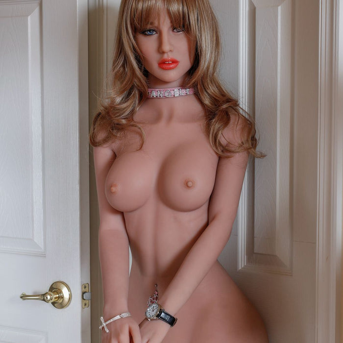 168cm B Cup Silicon Doll Life Size Adult Sex Doll - Cassiel