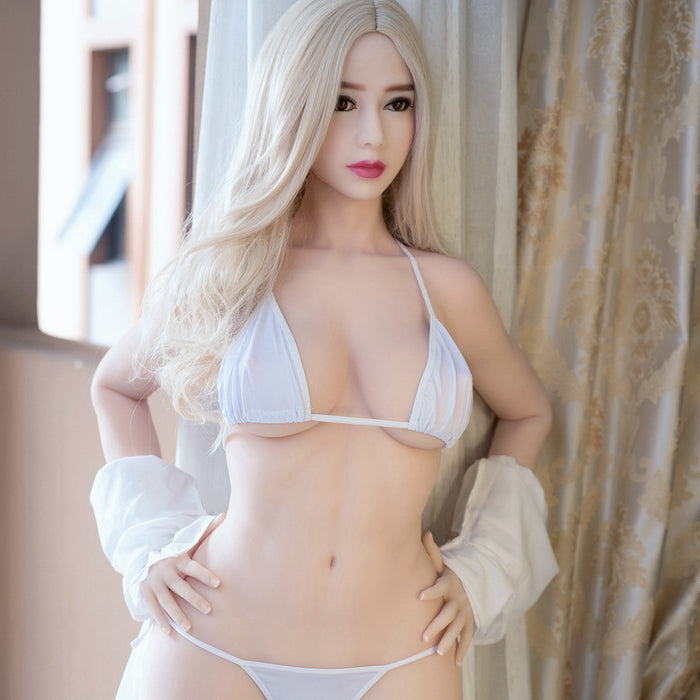 165cm Chubby Girl Realistic Real Sex Doll - Karina