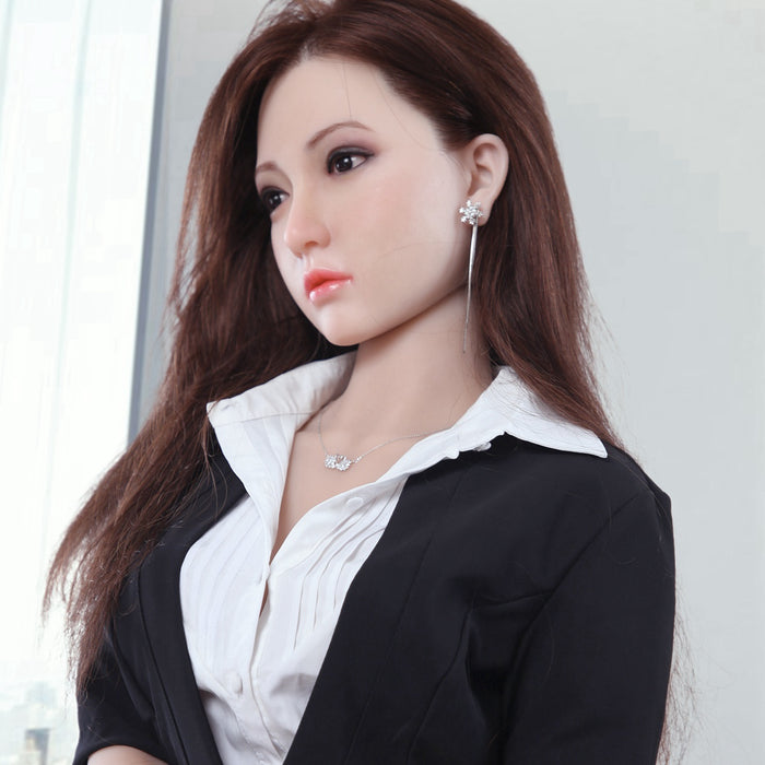 160cm Adult Sex Dolls Silicone Head- Wei