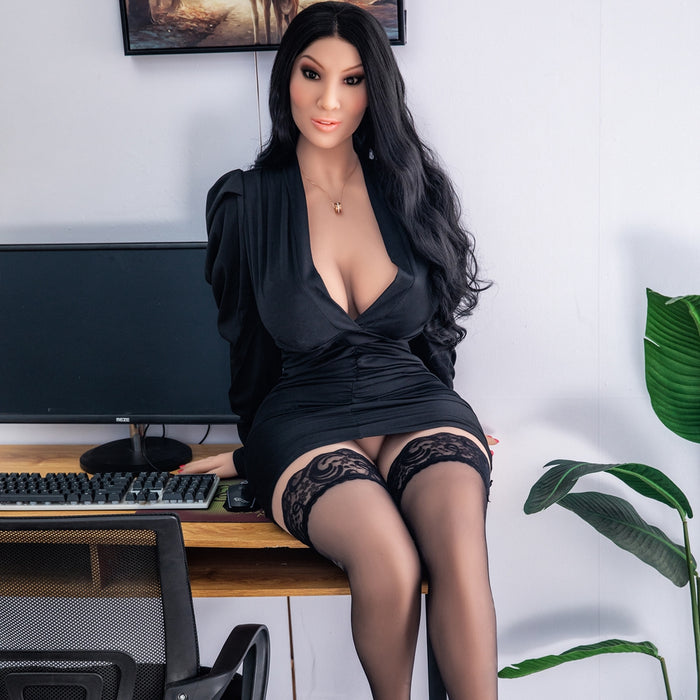 162cm Sex Doll Busty Office Lady - Maureen
