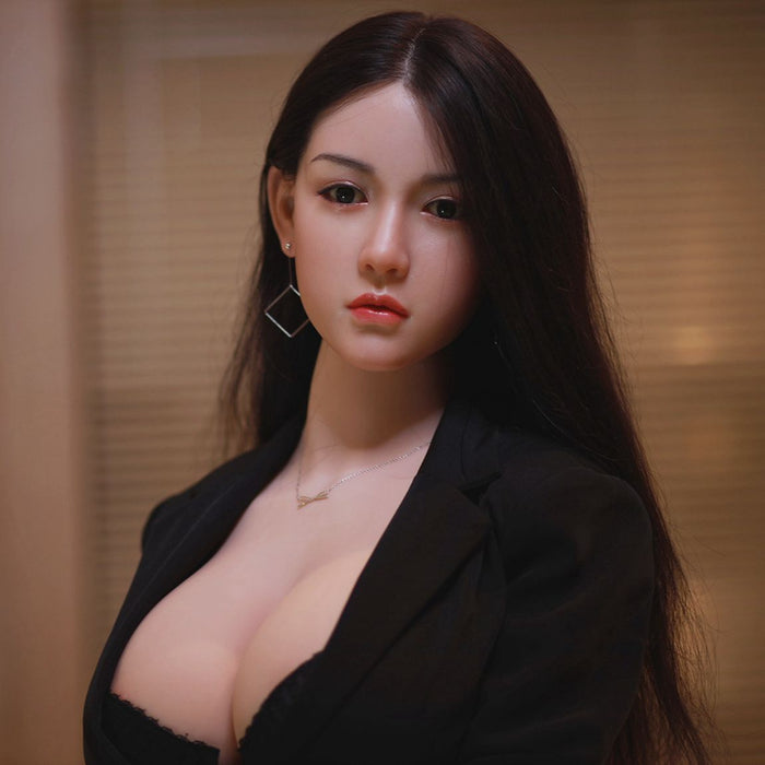 170cm Most Realistic Sex Doll  with Silicone Head - Qian