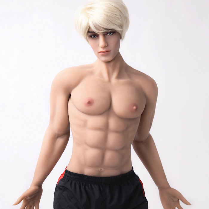 180cm Manly Male Sex Doll - Vincent