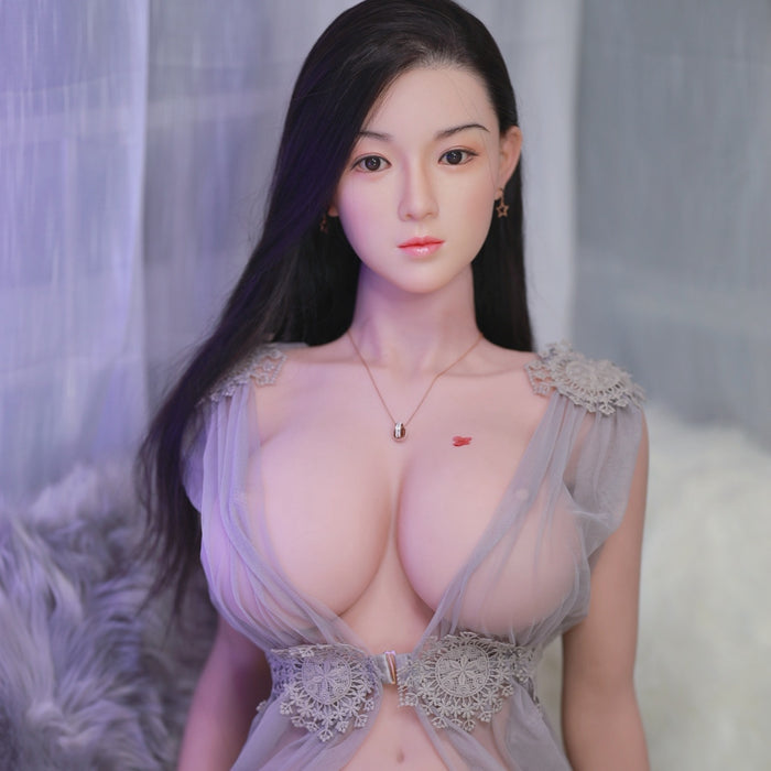 166cm Big Boobs Real Silicone Doll - Charity