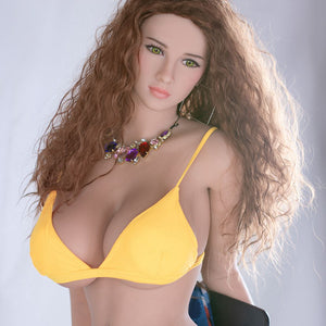 158cm Life-like Sex Doll Adult Sex Toys - Wanda JY Doll