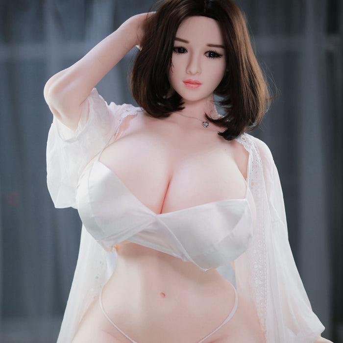 159cm Chubby Fat Ass Sex Doll  BBW Real Doll - Anna