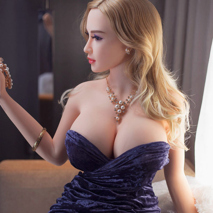 165cm Realistic TPE Sex Doll Goddess Love Doll - Natalie