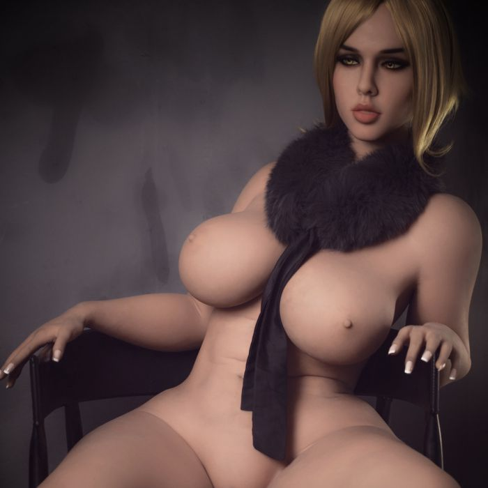 163cm Real Life BBW Sex Doll Big Hips - Abigail