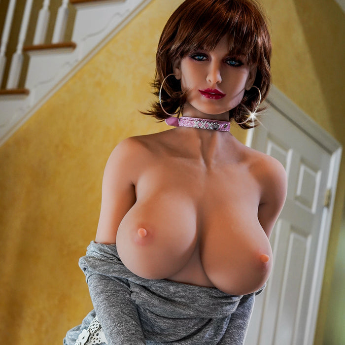 174cm Big Breasts Sexpuppe Sex Doll - Tamara
