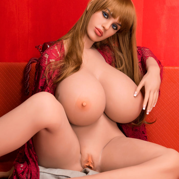 158cm Huge Boobs Big Butt Sex Doll - Zora