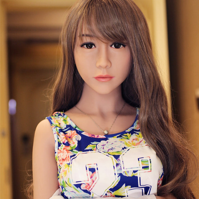 156cm Japanese Lifelike TPE Love Dolls - Elma