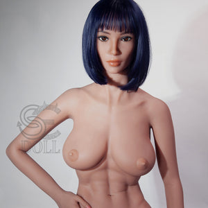 167cm E-cup Lifelike Silicone Love Doll - Vanessa SEDOLL