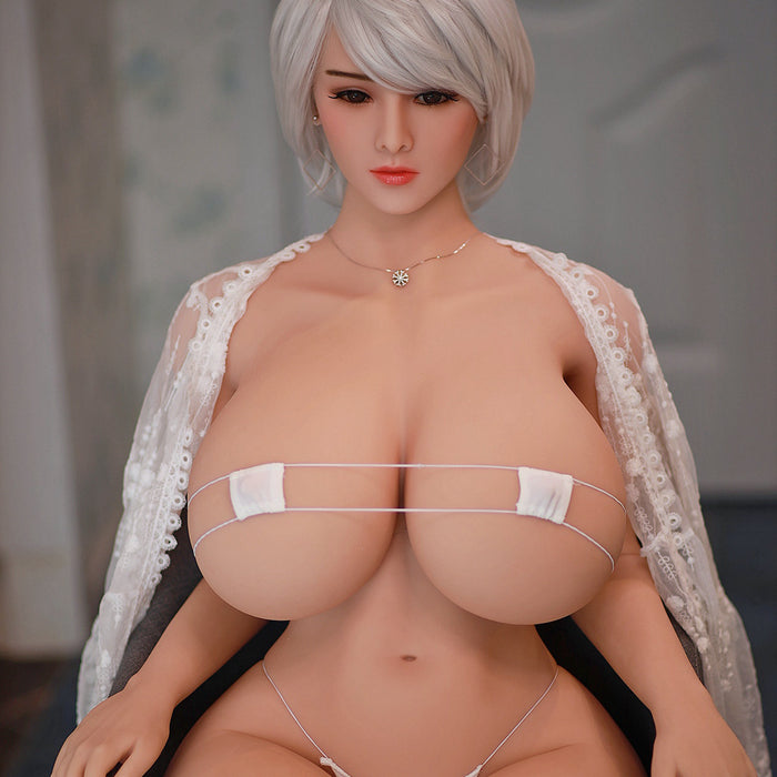 159cm Chubby Real TPE Doll - Antonia