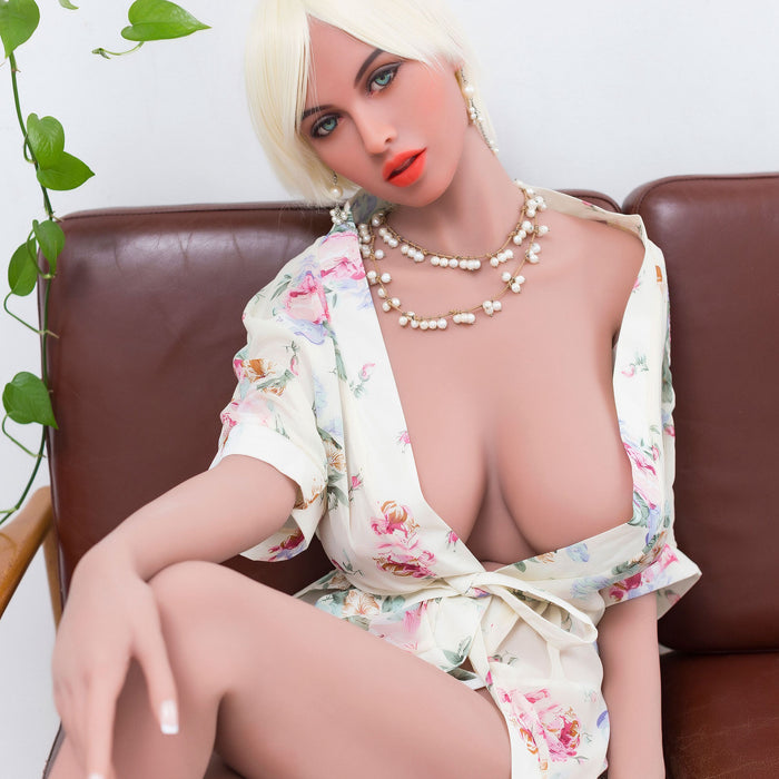 172cm Sagging Breasts Adult Sex Dolls - Maureen