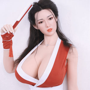 170cm Huge Tits Japanese Sex Doll - Hunter AF Doll