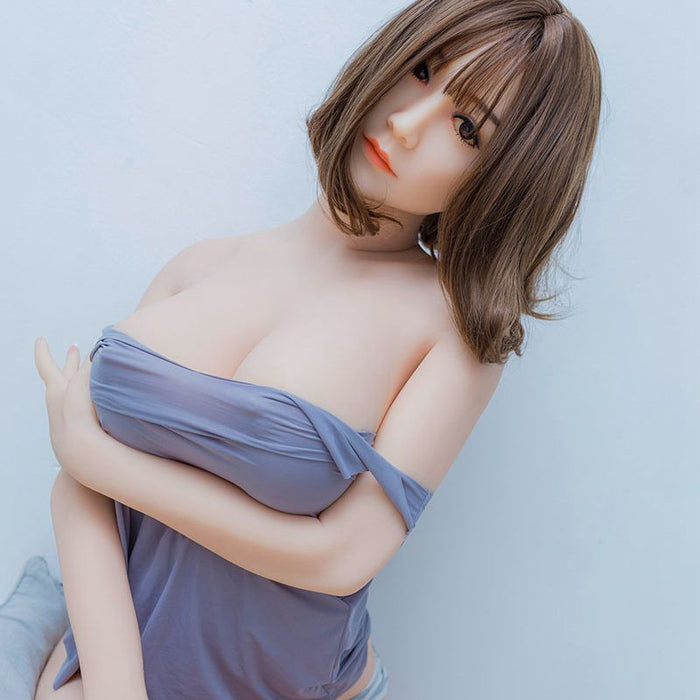 168cm Realistic Silicone Sex Doll Big Breasts - Louise