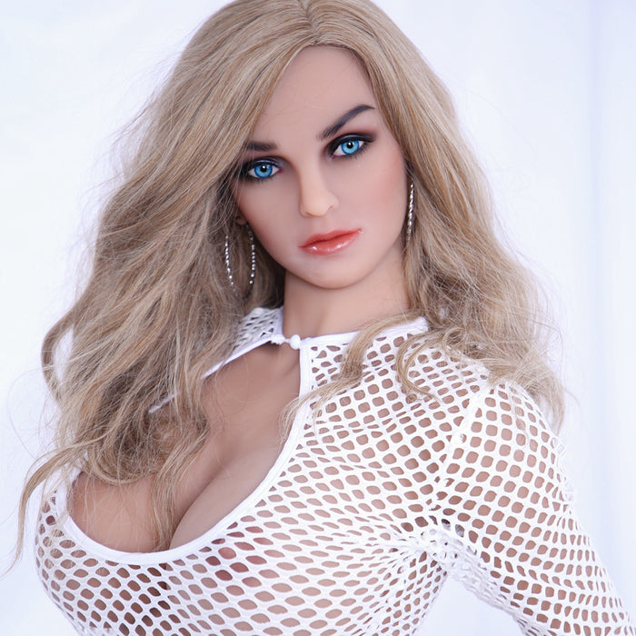 161cm Fat Butt Reallife Sex Doll - Nadine
