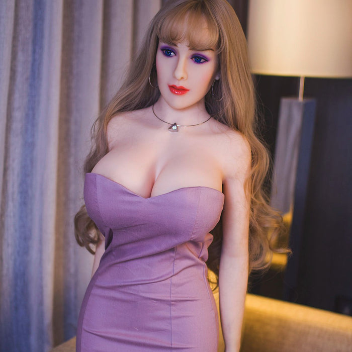 163cm Busty Adult Sex Dolls - Viola