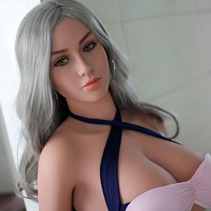 168cm Big Boobs TPE Sex Doll Full Body- Kimberley