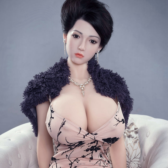 170cm Huge Breasts Silicone Real Doll - Tara