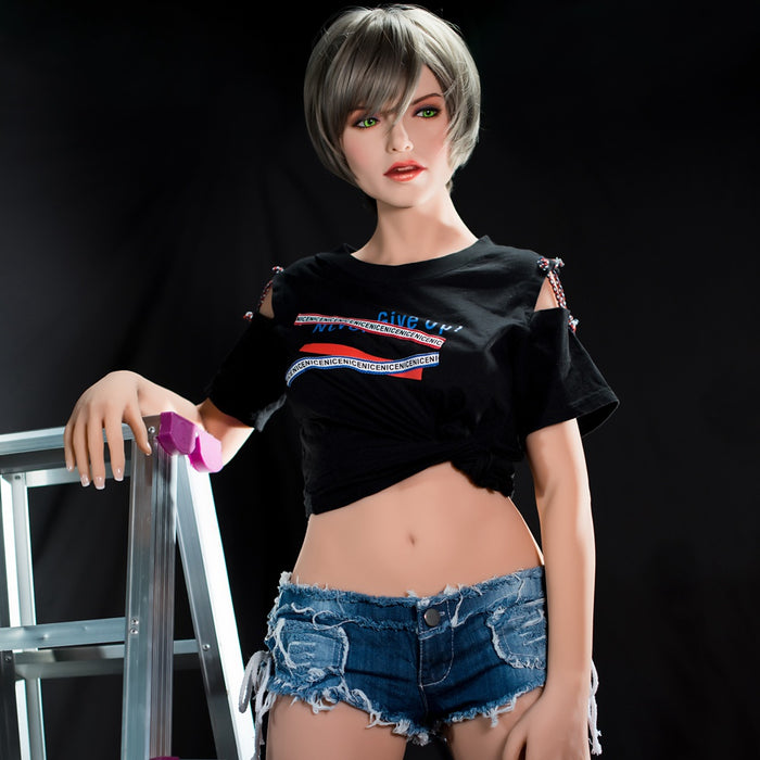 160cm Real Silicon Sex Doll - Liza