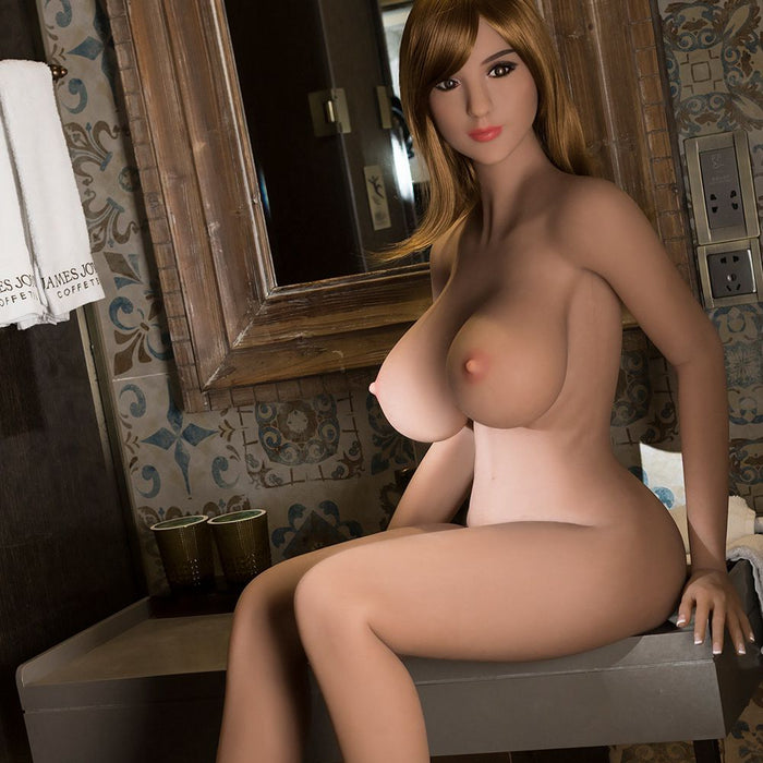 161cm Realistic Sex Doll with Big Chest - Gustave