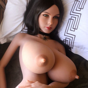165cm Luxurious Huge Boobs Sex Doll - Veronica WM Dolls