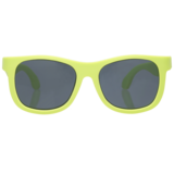 Sublime Lime Navigator Kid Glasses