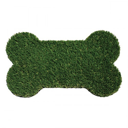 Dog Bone Grass Doormat