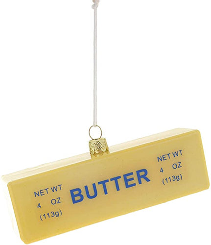 Stick of Butter Ornament