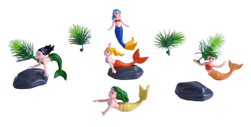 Mermaid Mini Bucket Set